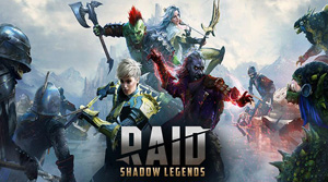 Play Raid: Shadow Legends Now!