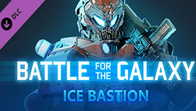 Battle for the Galaxy Ice Bastion Pack Steam Key