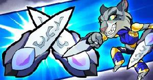 Brawlhalla Katars of the Raven Weapon Skin Codes