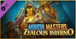 Free Minion Masters Zealous Inferno Steam Keys (DLC)