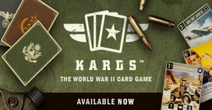 KARDS Booster Pack Key Giveaway