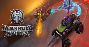 Heavy Metal Machines Gift Pack Steam Key