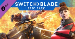 Switchblade Epic Pack Steam Keys (DLC)