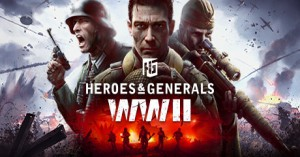 Free Heroes and Generals Starter Pack Keys