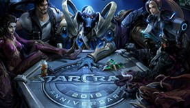 StarCraft 20th Anniversary Giveaways