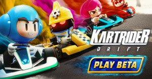 KartRider Drift Closed Beta Key Giveaway
