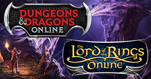 FREE DLC Codes for The Lord of the Rings Online and Dungeons and Dragons Online