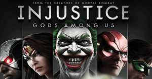 Free Injustice: Gods Among Us (Xbox 360, PS4)