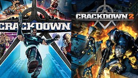Free Crackdown and Crackdown 2