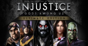 Free Injustice: Gods Among Us Ultimate Edition On Steam