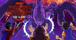 Free Stranger Things 3: The Game on Epic Games Store