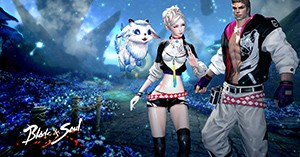 Blade and Soul Costume and Pet Key Giveaway