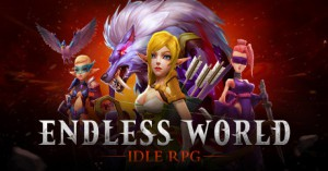 Endless World Idle RPG Pack Key Giveaway
