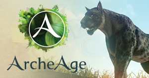 ArcheAge: Panther With Flames Mount Key Giveaway