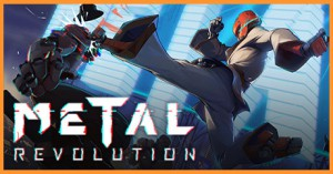 Metal Revolution Steam Closed Beta Keys