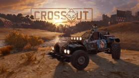 Crossout Beach Buggy Pack Key Giveaway