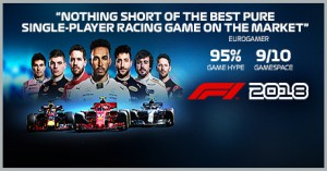 Free F1 2018 Steam Keys