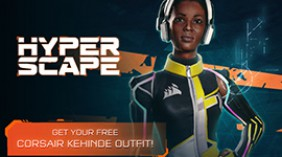 Hyper Scape - Free Corsair Outfit Uplay Keys