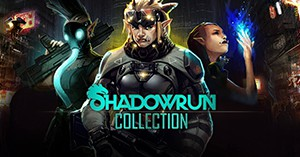 Free Shadowrun Collection on Epic Games Store