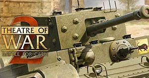 Free Theatre of War 2 - Battle for Caen on PC