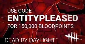 Dead by Daylight: Free 150000 Bloodpoints Code