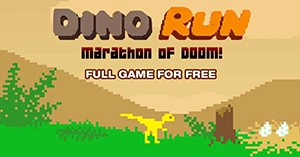 Free Dino Run: Marathon of Doom on PC