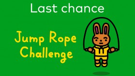 Free Jump Rope Challenge on Switch