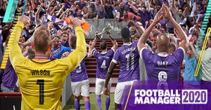 Free Football Manager 2020 on Epic Store