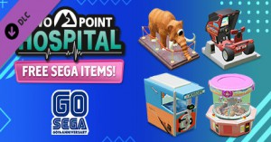 Two Point Hospital: SEGA 60th Items DLC