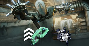 Warframe Affinity Booster and Weapon Pack Code Giveaway