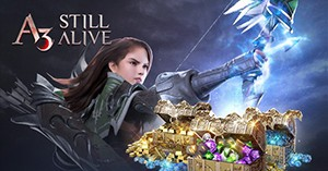 A3: Still Alive Gift Pack Giveaway