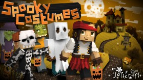 Minecraft: Free Spooky Costumes Pack