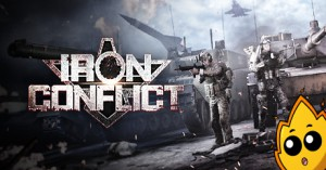 Iron Conflict Playtest Steam Key Giveaway