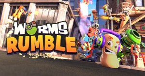 Worms Rumble (Steam) Beta Key GIveaway