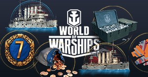 World of Warships: HUGE BONUSES Code