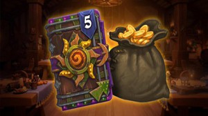 Hearthstone: Free 500 Gold and 5 Card Packs