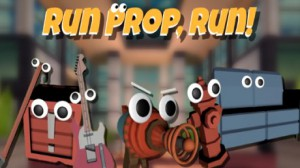 Run Prop, Run! (Steam) Beta Key Giveaway