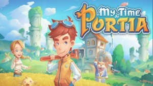 Free My Time At Portia (Epic Store)