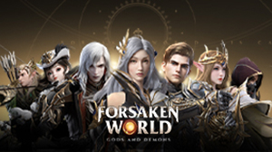 Forsaken World: Gods and Demons Gift Key Giveaway