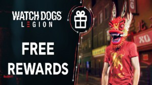 Watch Dogs: Legion - Lunar Holiday free Gift