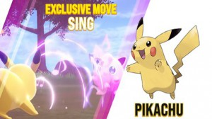 Pokemon Sword and Shield - Special Pikachu Code