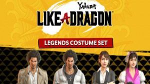 Yakuza: Like a Dragon Legends Costume Set (DLC)