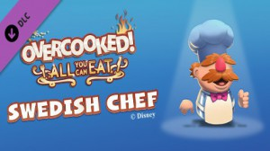 Overcooked! All You Can Eat - Swedish Chef DLC