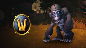 World of Warcraft: Free Bananas Pet