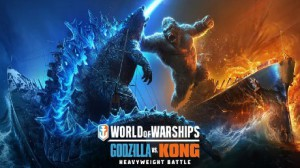 World Of Warships Godzilla vs. Kong Supply Drop Key