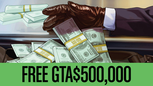GTA Online: Free In-Game Money